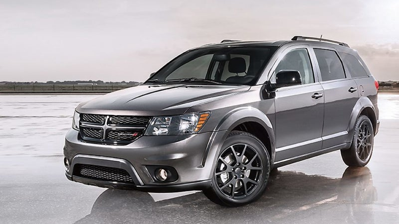 2018 Dodge Journey Dodge Journey In Vacaville Ca Dodge Chrysler Jeep Ram Of Vacaville