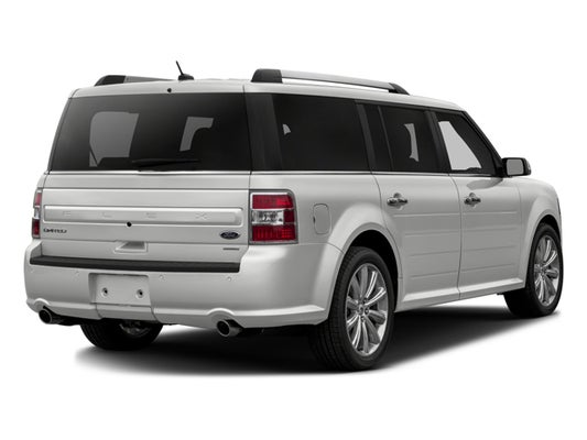2016 Ford Flex Sel In Vacaville Ca Dodge Chrysler Jeep Ram Of