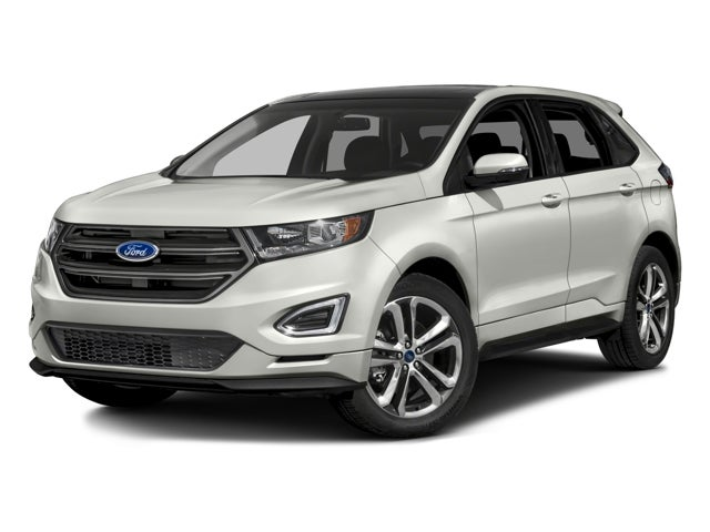 Ford Edge Sport In Vacaville Ca Dodge Chrysler Jeep Ram Of Vacaville